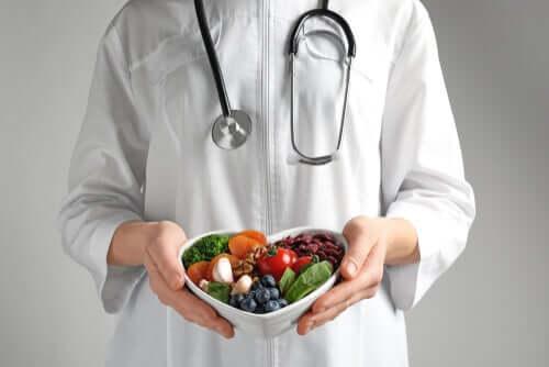 Dieta na obniżenie cholesterolu - mity i fakty