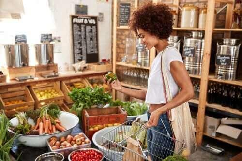 Kolor jedzenia a jego wartości odżywcze