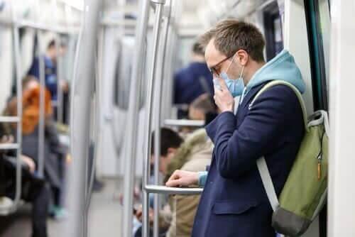 Ochrona w metrze
