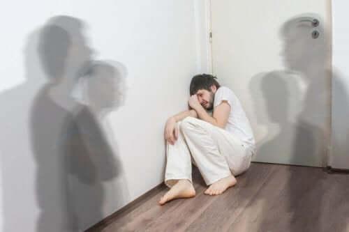 Olanzapina a  schizofrenia