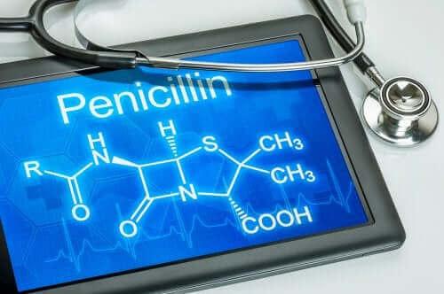 Penicylina i jej wykorzystanie oraz działanie