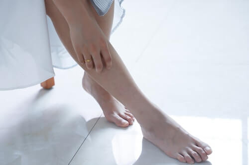 Łydki i stopy