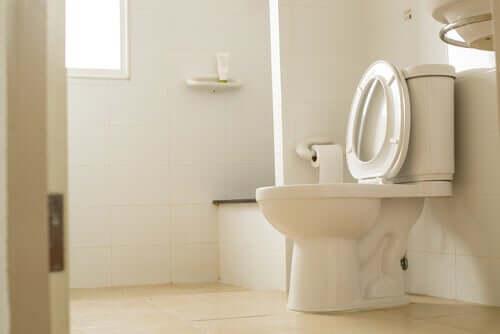 Zarazki w publicznej toalecie - czy mogą Cię zainfekować ?