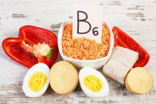 Witamina B6 - jej największe korzyści dla zdrowia