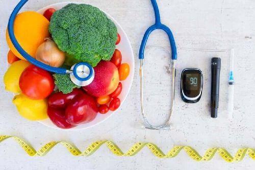 Zdrowa dieta a cukrzyca