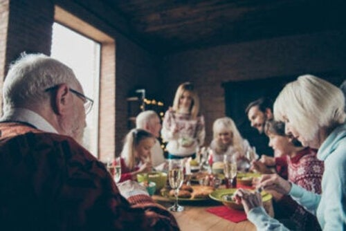 Święta przy stole