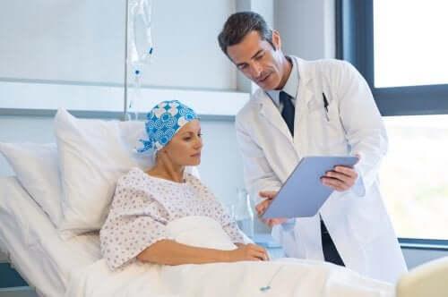 Chemioterapia w szpitalu