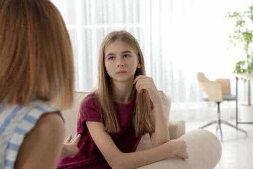 Kłamstwa nastolatków: najbardziej niepokojący scenariusz