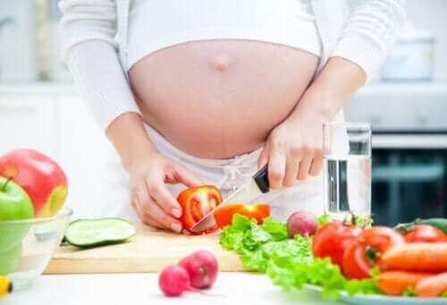 Brak apetytu w czasie ciąży