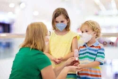 Koronawirus u dzieci: wszystko, co powinieneś wiedzieć