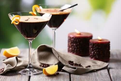 Likier kawowy - aperitif