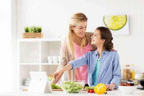 Nastolatek na diecie wegańskiej: światowy trend