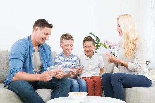 Odosobnienie z rodziną