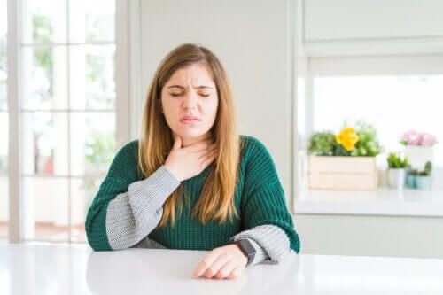 Odynofagia i dysfagia: czym się różnią?