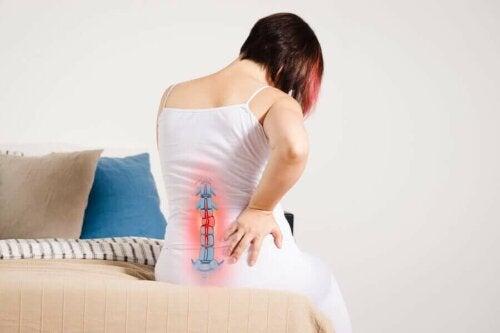 Radikulopatia - ból pleców i kręgosłupa