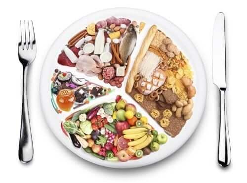 Zróżnicowana dieta - właściwie nawyki żywieniowe