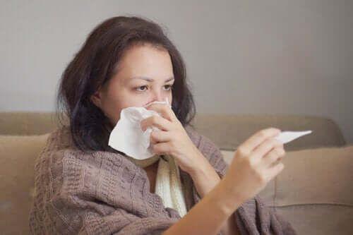 Infekcja koronawirusem a alergie - jak je odróżnić?