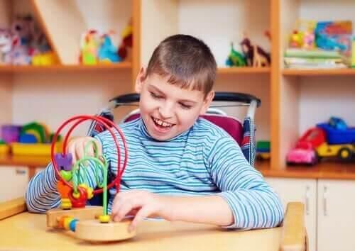 Autystyczne dziecko