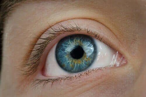 Dbanie o oczy