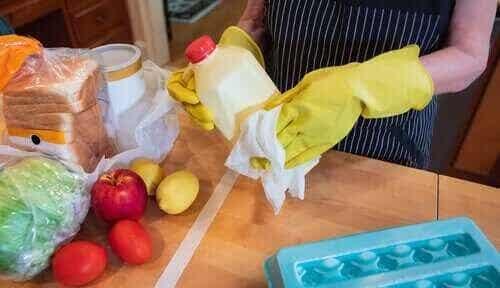 Czy dezynfekcja żywności jest konieczna, aby zapobiec infekcji?