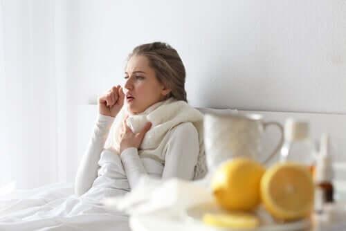 Kaszel związany z przeziębieniem - co o nim wiesz?
