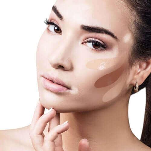 Makijaż korekcyjny w dermatologii