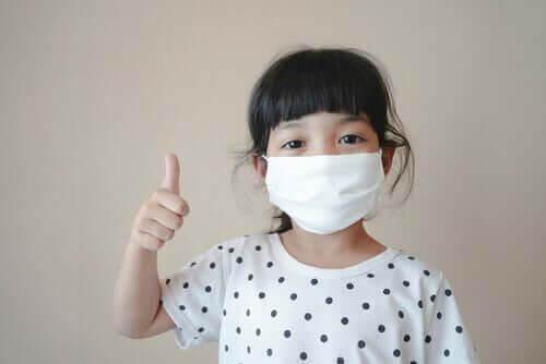 Odporność dzieci podczas pandemii