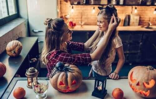 Rodzinne Halloween