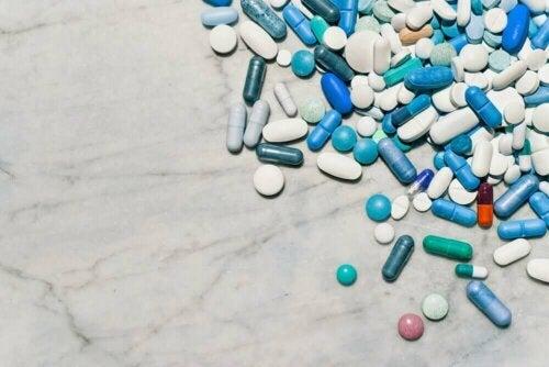 Rozdrabnianie leków - pigułki