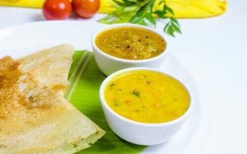 Zupa sambar - zupy warzywne