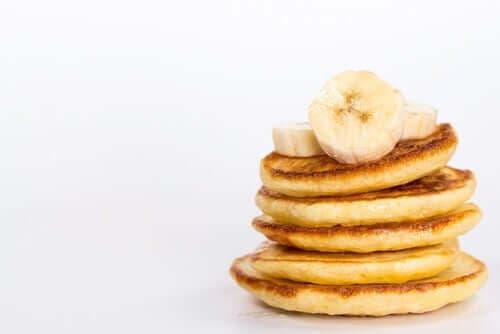Naleśniki z bananami