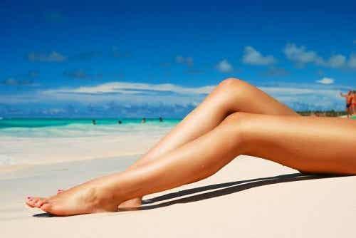 Chudsze nogi: jak zredukować tkankę tłuszczową?