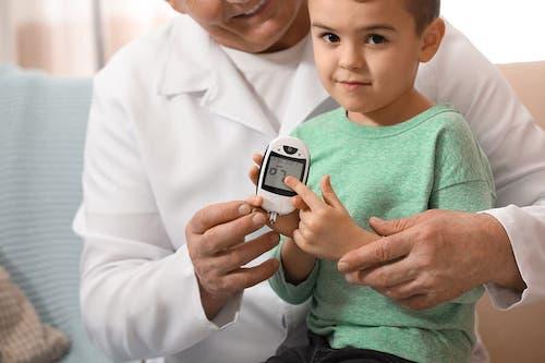 Normalny poziom glukozy u dzieci