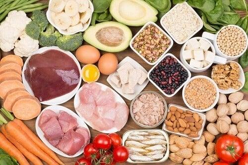 Produkty spożywcze bogate w biotynę