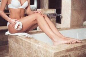 Cellulit - 11 nawyków pozwalających uzyskać jędrniejszą skórę