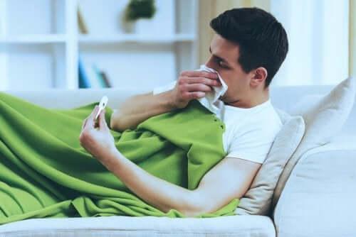 Sposoby na zbicie gorączki
