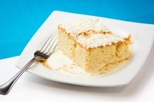 Deser tres leches - Ameryka Łacińska na talerzu