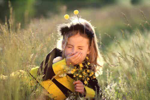 Dziecięce alergie - poznaj 9 najczęściej spotykanych