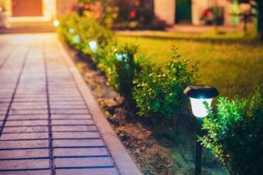 Jak zrobić zewnętrzne lampy dekoracyjne?
