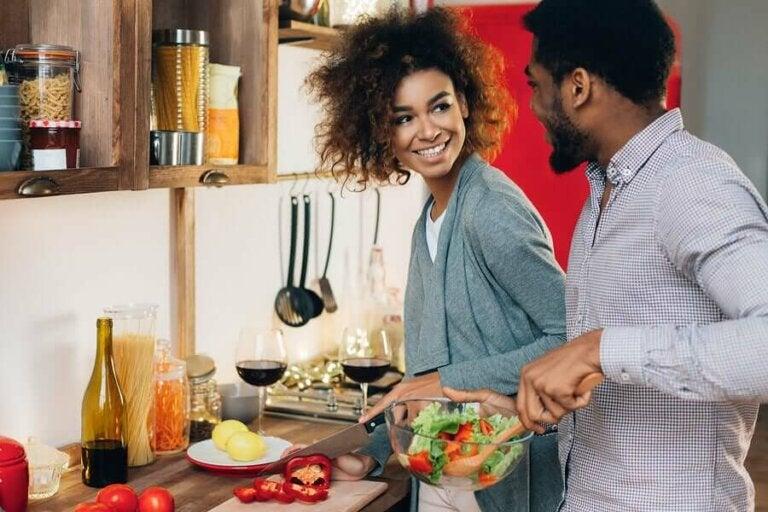 Gotowanie z partnerem - poznaj korzyści!