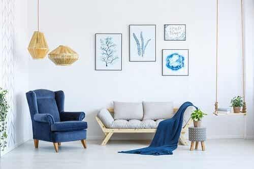 Bardziej przytulny dom: 5 wspaniałych dekoracji