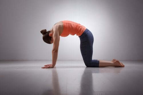 Joga - ćwiczenia rozciągające