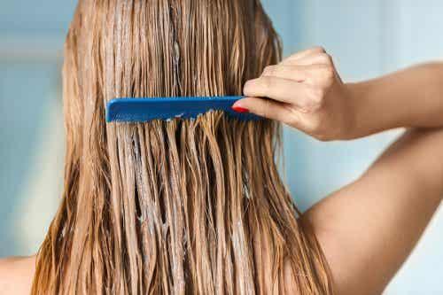 Środki ziołowe przyspieszające wzrost włosów