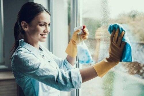Naturalne środki czyszczące do Twojego domu