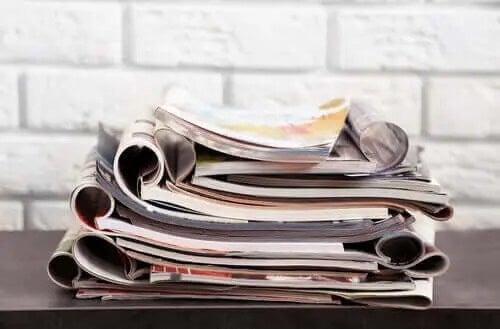 Stare gazety i czasopisma