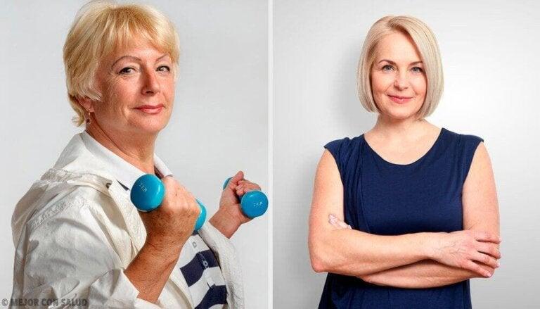 Menopauza- kilka sposobów na poprawę zdrowia i samopoczucia