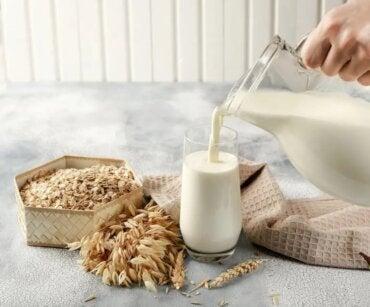 Mleko owsiane – właściwości i zalety