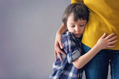 Niepokój u dziecka