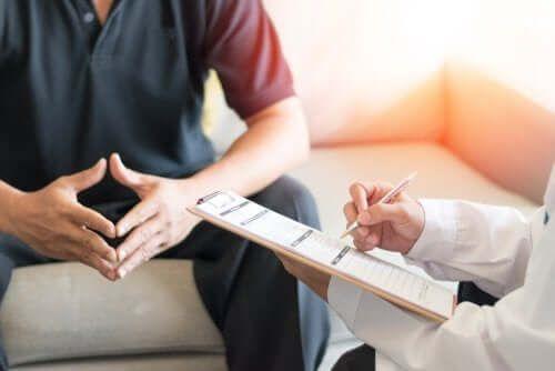 Rozmowa z lekarzem - problemy seksualne u mężczyzn