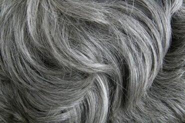 Siwe włosy - czy powstają w wyniku stresu?